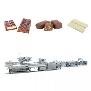 Pizza/Pan Cake/Noodles/Bread/Chocolate Block/Vegetable Packaging Machine/Flow Wrapper/Sealing Machine