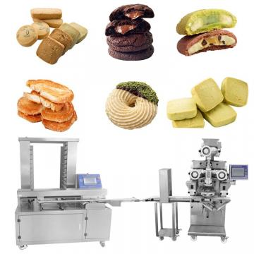 High Speed Industrial Automatic Cookies Feeding and Packaging Line/Automatic Wafer Biscuit Feeding and Packing Line/Automatic Production Line for Biscuit Cake