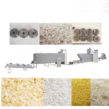 Automatic Nutritional Artificial Rice Making Machinery Production Line Extrusion Machine