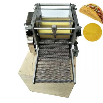 Puffed Corn Snacks Making Machine / Corn Tortillas Maker