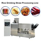 New Eco Friendly Disposable Tapioca Biodegradable Drinking Rice Straw Machine